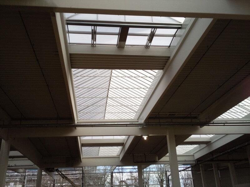 Referenzen Cipi Dachoberlichter Bauhaus_Wals_AT