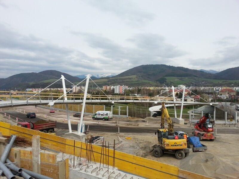 Referenzen Cipi Stahl konstruktionen Lávka_BR
