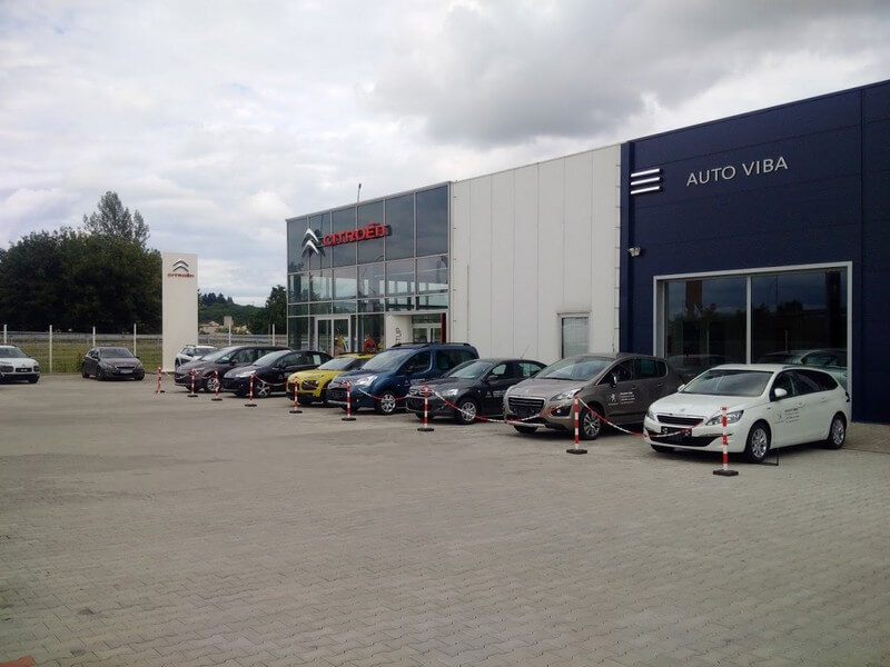 Referenzen Cipi Stahl konstruktionen Peugeot_LC