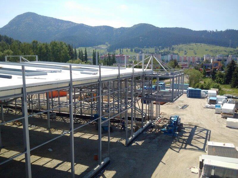 Referenzen Cipi Stahl konstruktionen TITAN_RK