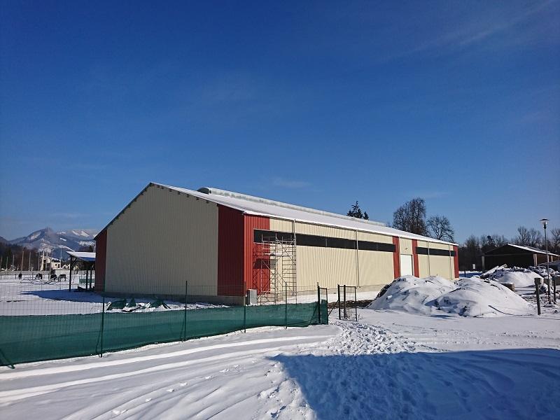 Referenzen Cipi Stahl konstruktionen Jazdiaren_Sielnica