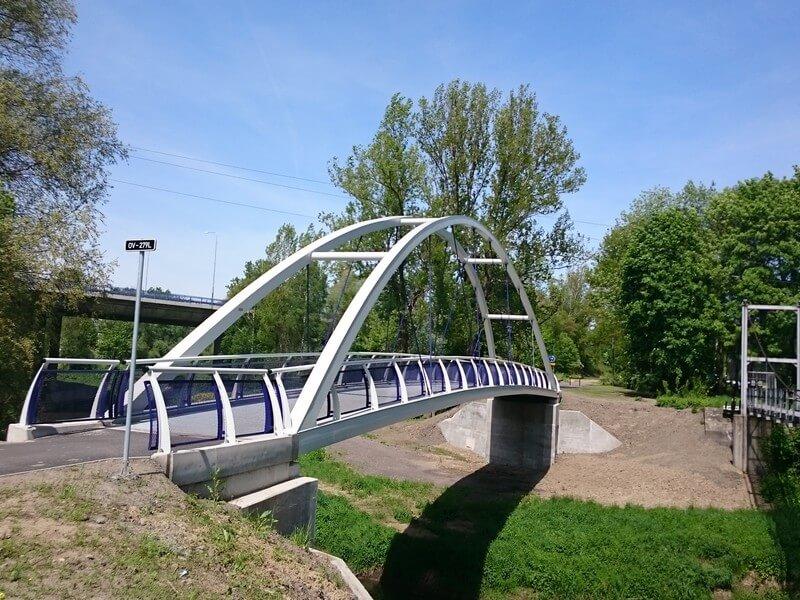 Referenzen Cipi Stahl konstruktionen Lávka-pre-peších_Ostrava
